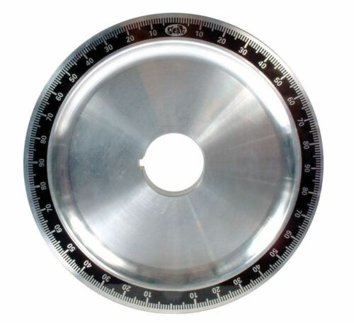 billette//noir Karmann ghia poulie scat-AC105346