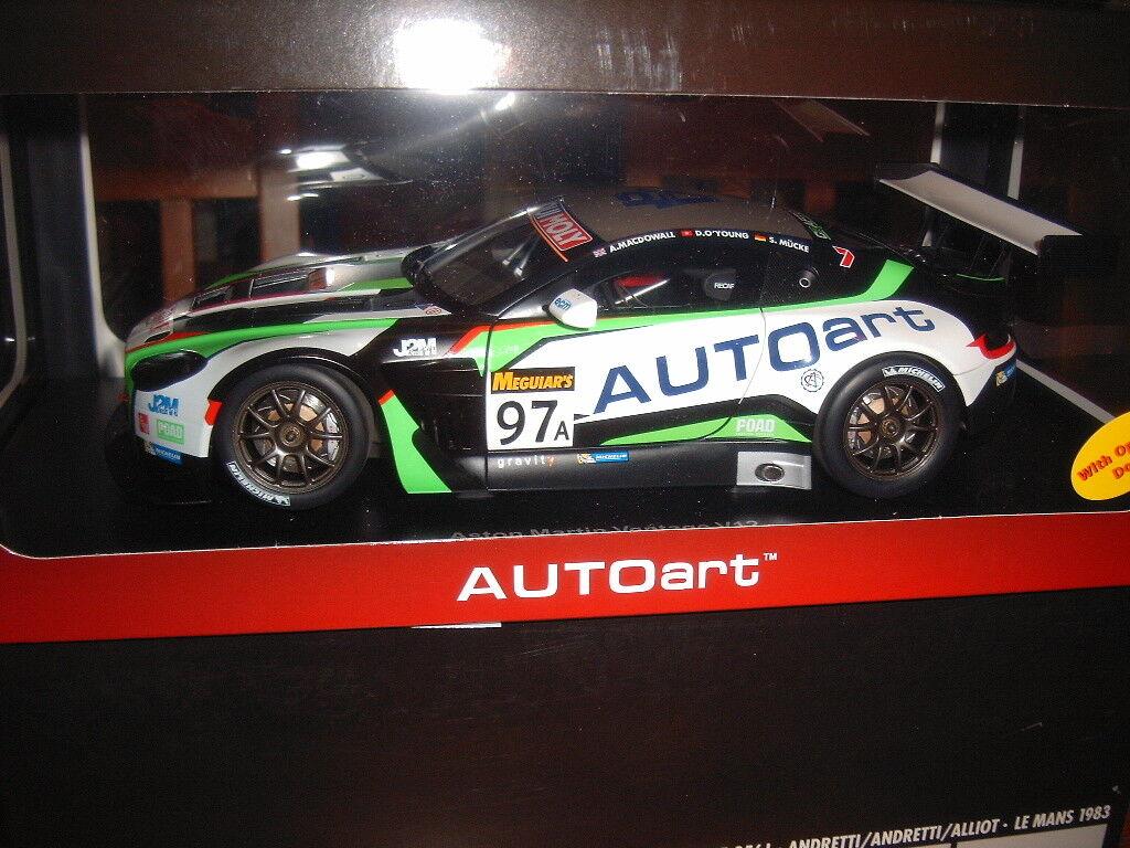 Aston Martin Vantage V12 Bathurst Bathurst Bathurst 12 Hours Endurance Race 1 18 NEU  | Praktisch Und Wirtschaftlich  9be666
