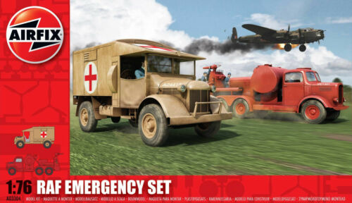 AIRFIX A03304 1//76 R.A.F Emergency Set