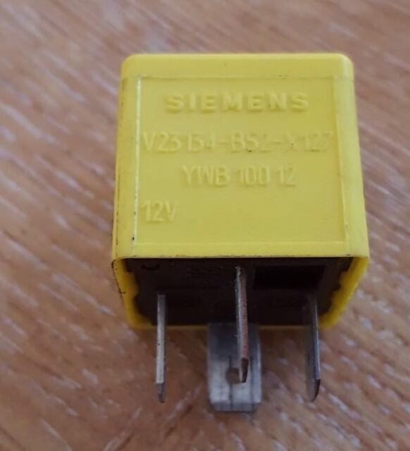 ROVER 25 YELLOW RELAY YWB10012 V23134-B52-X127