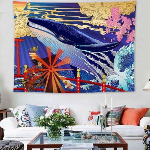 Wohnkultur Wandteppich Tapisserie Wandbehang Wandkunst Wandtuch Druck Dekoration
