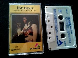 ELVIS-PRESLEY-YOU-039-LL-NEVER-WORK-ALONE-CASSETTE-TAPE-AUSTRALIA-LIKE-NEW
