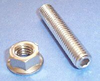CADILLAC NORTHSTAR EXHAUST HEADER STUD KIT  STAINLESS
