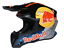 thumbnail 1 - MX / Motocross Helmet Red Bull KTM Black Yellow Red Blue Size XL Unisex Adult