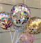 20pcs-12-034-Confetti-Balloon-Birthday-Wedding-Party-Latex-Helium-Balloons miniature 4