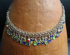 COLLIER KABYLE BENI YENNI ALGERIE BERBERE MAGHREB NECKLACE