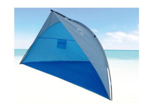 240cm Explorer Reise Strandmuschel UV 80 Sonnenschutz Zelt Strand Sichtschutz