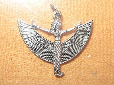Celeb Nude Winged Isis Charm Pictures