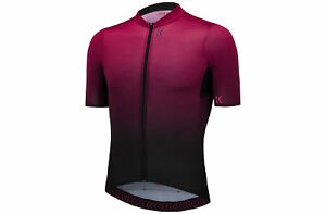 Kalf Men Terra Merino Short Sleeve Jersey Top Cycling Sport Bicycle T-Shirt
