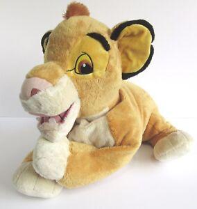 Disney-Simba-21-034-Grande-Gigante-Suave-Juguete-Peluche-The-Lion-King-vivos-Imaginations