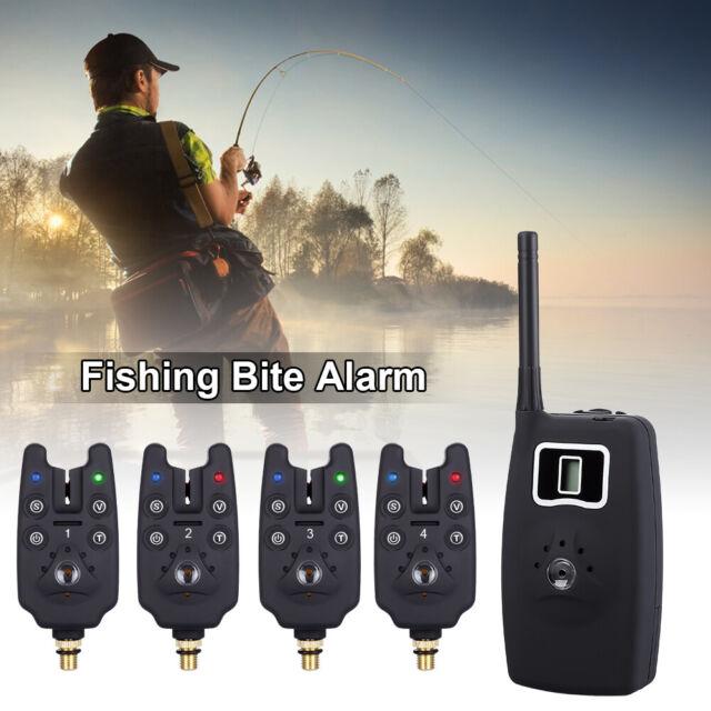 X 5 pcs BITE ALARM,FISH ALARM,SURF CASTING,FISHING TACKLE