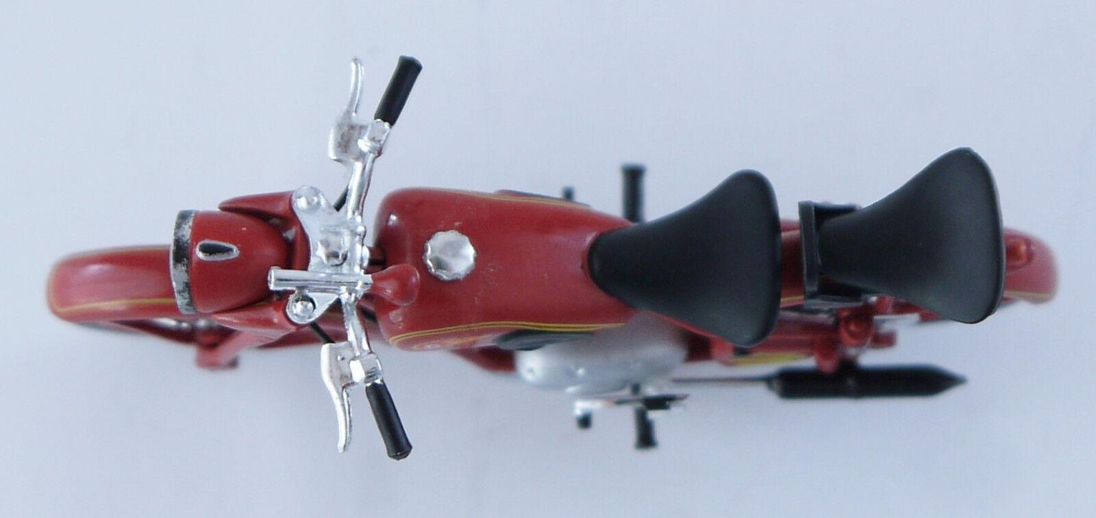 Csepel 125 D - Atlas Atlas Atlas Verlag Modell 1 24 - DDR Motorräder - OVP    Lebensecht  815efc