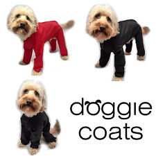 Trouser Suit Luxury Waterproof Dog Rain Coat All Sizes and Colours