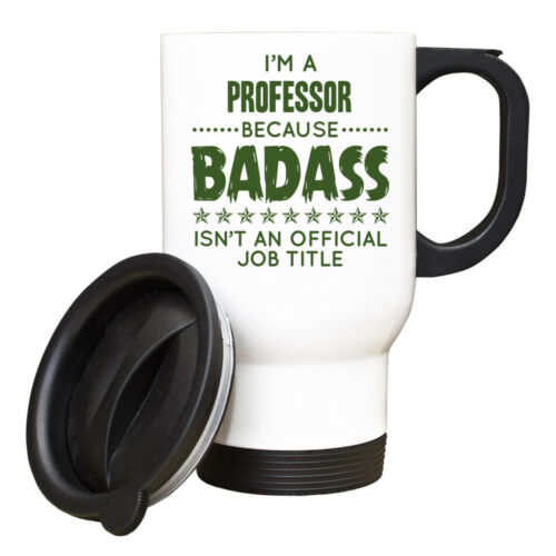 Im a Detective Because BADASS isnt an official job title Mug 063