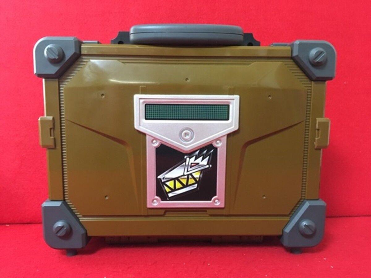 comprar ahora Utiliza Power Rangers Zyuden Sentai Kyoryuger valiente valiente valiente caja de Japón F S  primera vez respuesta