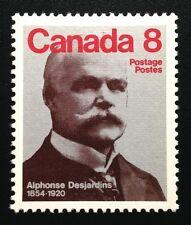 Canada #661 MNH, Canadian Personalities - Alphonse Desjardins Stamp 1975