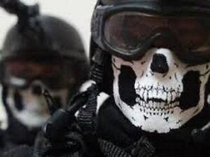 Skull Half Face Bandana Skeleton Ski Motorcycle Biker Paintball Mask Scarf 6000003501386 Ebay