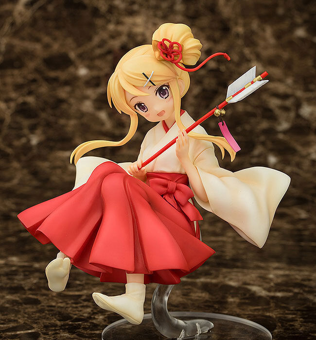 Kiniro Mosaic Pretty Days Karen Kujo Priestess style 1/8 Aquamarine Japan New