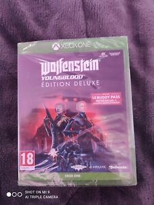 XBOX ONE WOLFENSTEIN youngblood edition deluxe NEUF FR