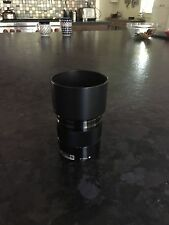 Sony E 50mm F1.8 OSS SEL50F18 Lens for Sony E-Mount Great Condition