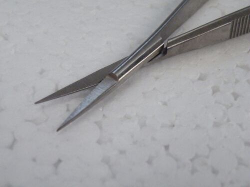 """120mm Micro Scissor Stainless steel  for small craft electronic 4305 666 4/"""""""