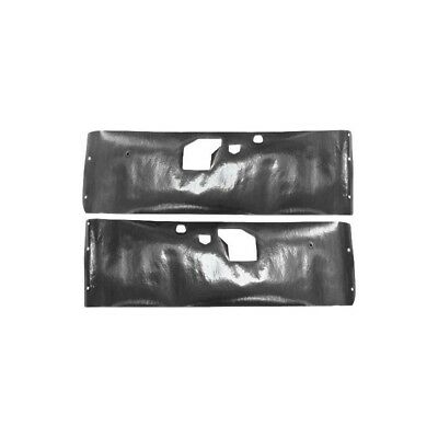 Ford Mustang Door Trim Panel Water Shields - 2 Pieces - Fastback 44-43243-1