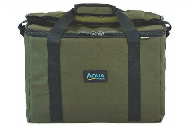 Aqua Products Modulare Borsa Borsa Borsa Frigo Serie Nera Valigetta per Pesca Alla Carpa 6c6559
