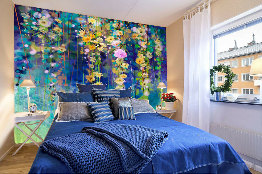 3D Pretty Painting 75 Wall Paper Murals Wall Print Wall Wallpaper Mural AU Lemon