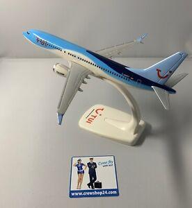 TUIfly-Boeing-737-MAX-8-1-200-Incl-piede-di-supporto-NUOVO-OVP-D-AMAX
