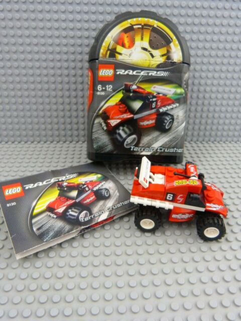 LEGO 8130 Racers Terrain Crusher (8130)