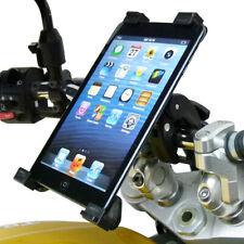9.7in Minoura Tablet Grip TPH-1 Handlebar Mount Computer Holder 7in 28-35mm