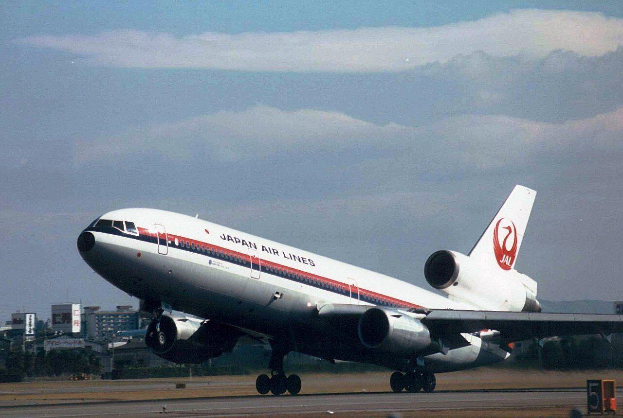 JET-x jetvl 20170012 1 200 JAL Japan Airlines DC-10-40 JA8538 EXPO 80 OSAKA con STD