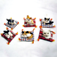 Cute-Simulation-Animal-Doll-Plush-Sleeping-Cat-Kitten-Kids-Children-Toy-Gift thumbnail 1