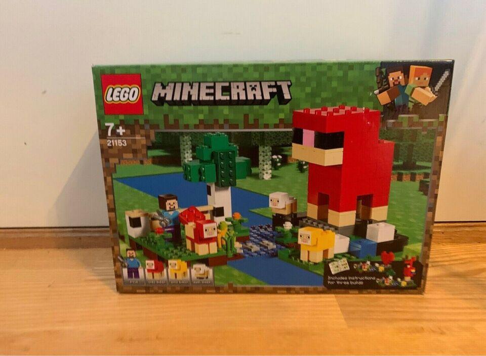 Lego Minecraft, 21153