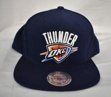 item 5 Mitchell   Ness NBA Oklahoma City OKC Thunder Snapback Hat Cap New - Mitchell   Ness NBA Oklahoma City OKC Thunder Snapback Hat Cap New 0f57ab762b5a