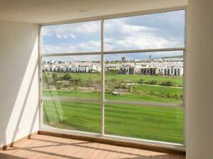 Exclusivo Penthouse con Vista al Campo de Golf. Zibatá, Querétaro.
