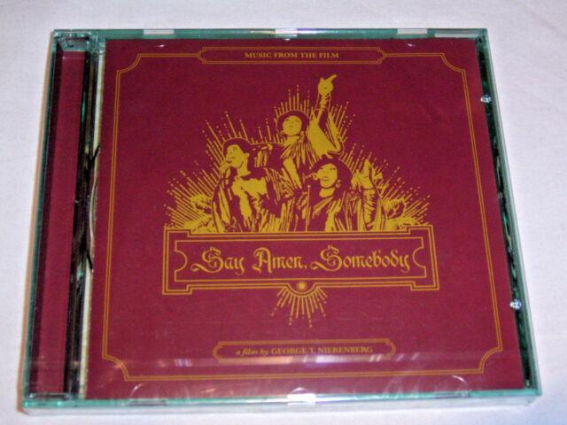 CD - Say Amen Somebody (OST) Sealed Neu OVP - S 9