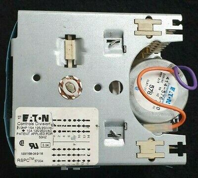 FACTORY RECONDITIONED KLEENMAID WASHING MACHINE TIMER KAW351W-3050  KS31241