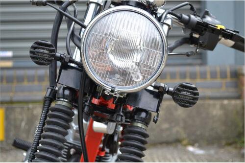 Motorcycle Turn Signals Tail Lights Blinker Lights For Cafe Racer Bobber Chopper