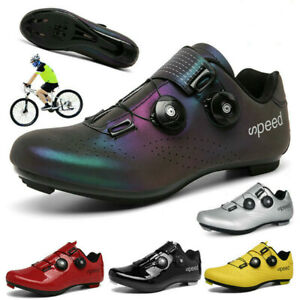 Professional Road Cycling Shoes Men Racing Trainers Bike Shoes Bicycle Sneakers