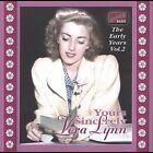 The Early Years, Vol. 2: Original Recordings 1935-1942 by Vera Lynn (CD, Jun-2002, Naxos Nostalgia)
