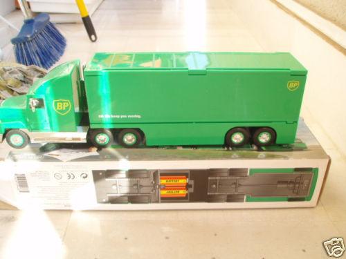 Solido Bp transformar Camión 2018 De Colección Limitada Edittion 1:36 Batería