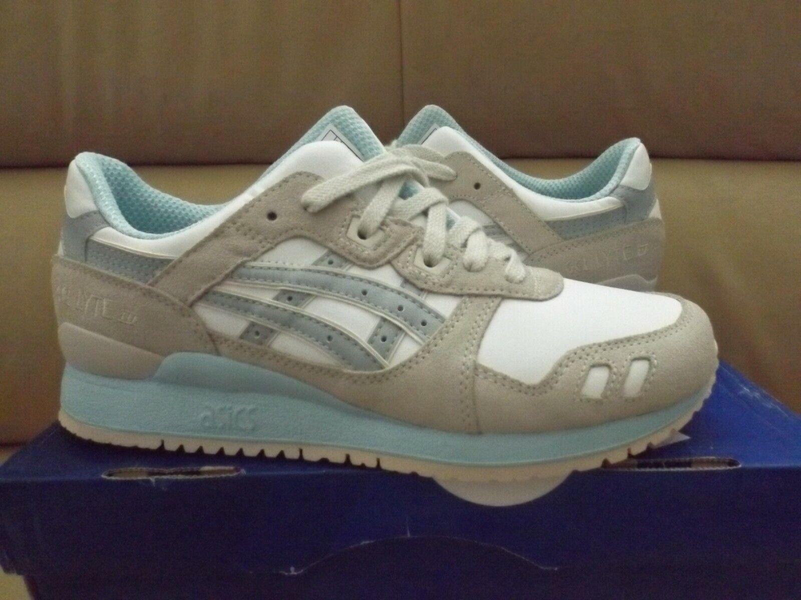 padre Formular Préstamo de dinero  ASICS GEL Lyte III White/light Grey Shoes Trainers Runner Leather White  H6u9l EUR 37.5 for sale online | eBay
