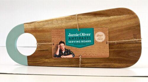Jamie Oliver Antipasti Brett Servierbrett Servierteller Board Akazienholz 45cm
