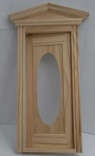 DOOR OVAL FRONT VICTORIAN 1//12 Scale Power Grunt Hobbies