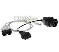 OBD DIAGNOSI USB interface Ediabas INPA K + DCAN spina adattatore per BMW #7390