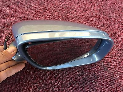 07 MERCEDES W211 E63 E550 PASSENGER MIRROR ASSEMBLY FOR PARTS OEM