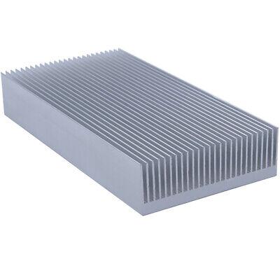 80*80*26.8mm Aluminium Heatsink For CPU LED Cooling Power Chip Transistor TO-220