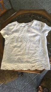 J 12 Brand Womans New Shirt Crew Size YSSEv