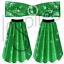 70s Fancy Dress Costume CHILDRENS Disco Sequin Flared Trousers Bottoms /& Belt UK